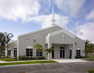 Church Build in Del Ray Florida